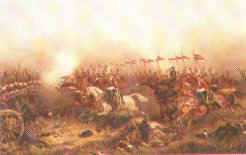 Charge of the 16th Lancers at Aliwal.