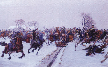 The Battle of Vonbasse.